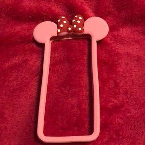 Minnie Mouse IPhone 5 Bumper Case